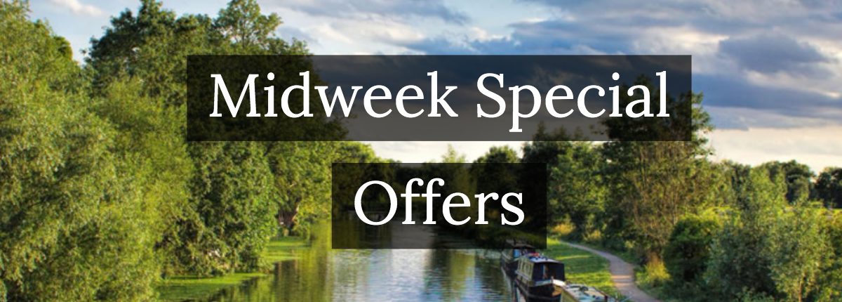 Sally Boats - Midweek Offers